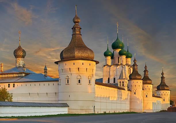 Cтоковое фото Ростов Великий