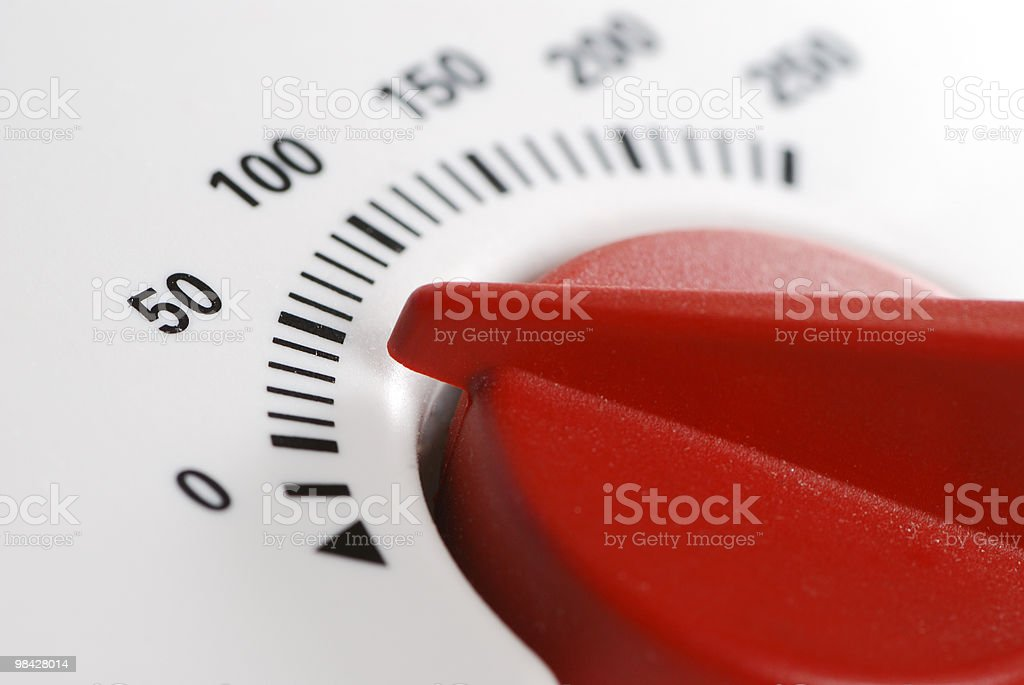 rotary control royalty-free stock photo
