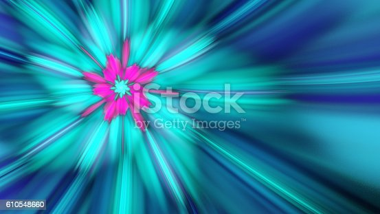 616254646istockphoto Rotating bright fireworks. 610548660