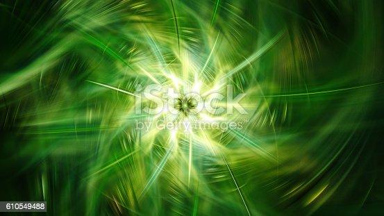616254646istockphoto Rotating bright fireworks. 610549488