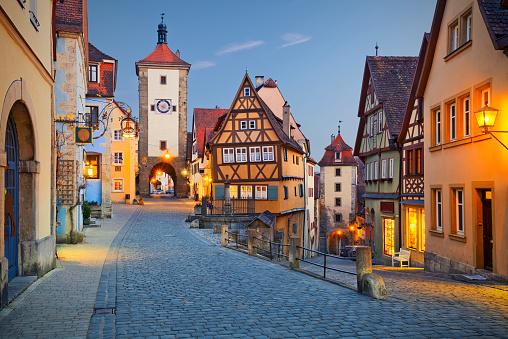 istock Rothenburg ob der Tauber 468538652