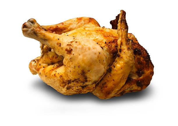 girarrosto pollo - girarrosto foto e immagini stock