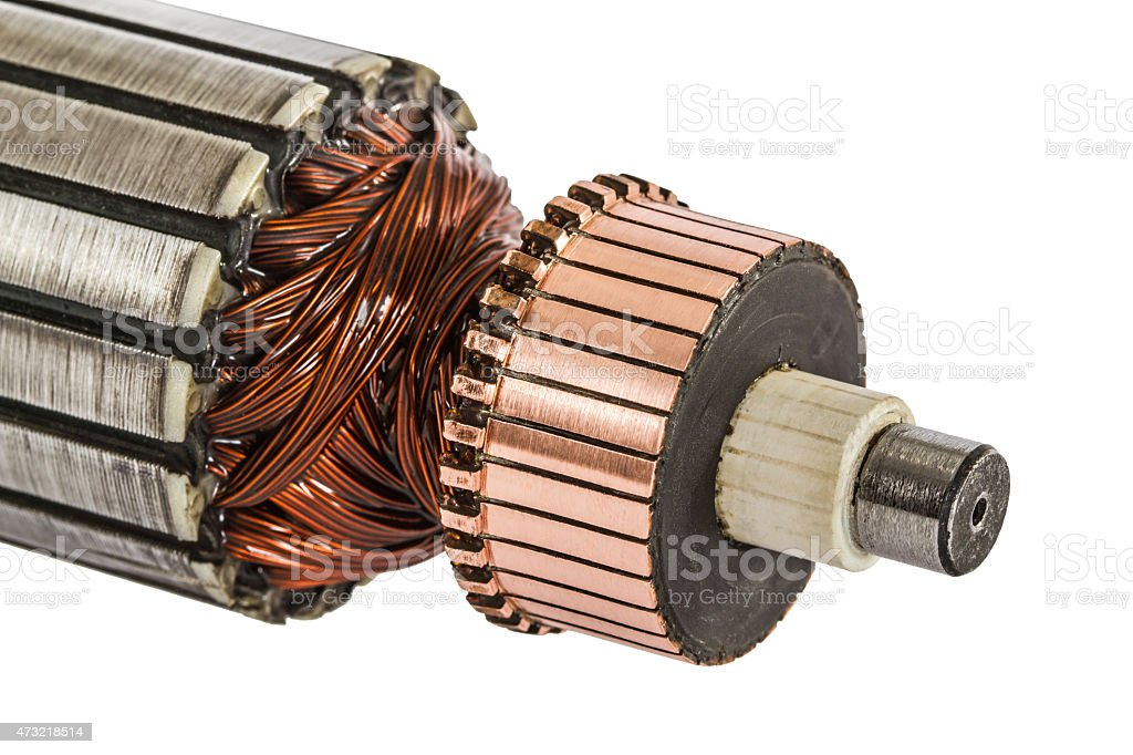 Motor Rotor Wire - WIRE Center •