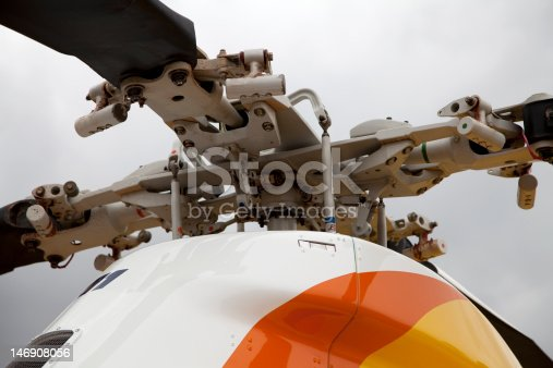 Helicopter's rotor