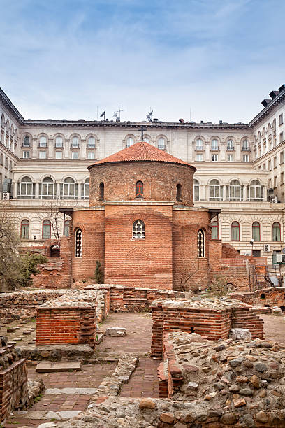 Rotunda, church of Saint George in Sofia, Bulgaria – Foto