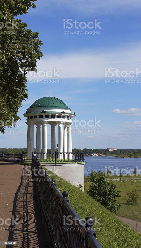 rotunda royalty-free stock photo