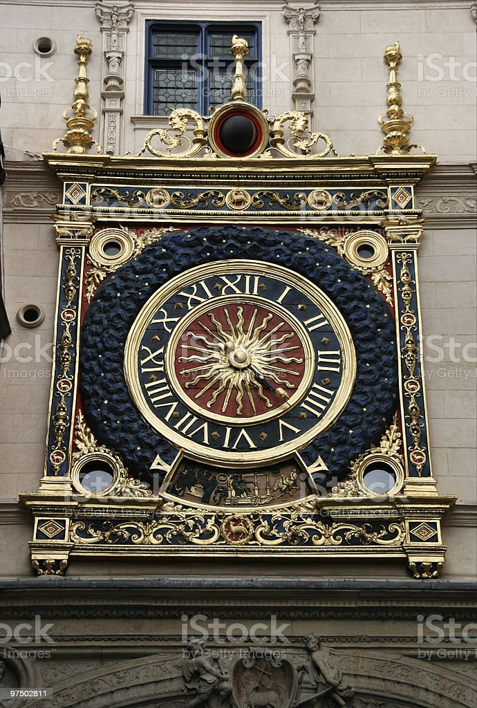 Rouen royalty-free stock photo