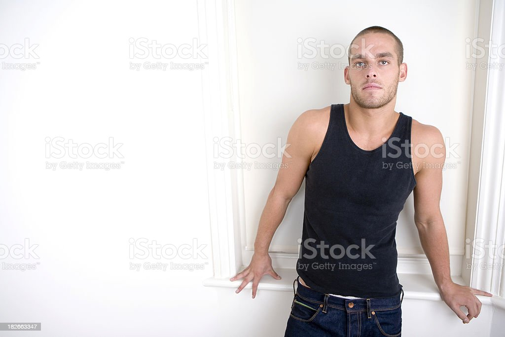 rough and ready stock photo