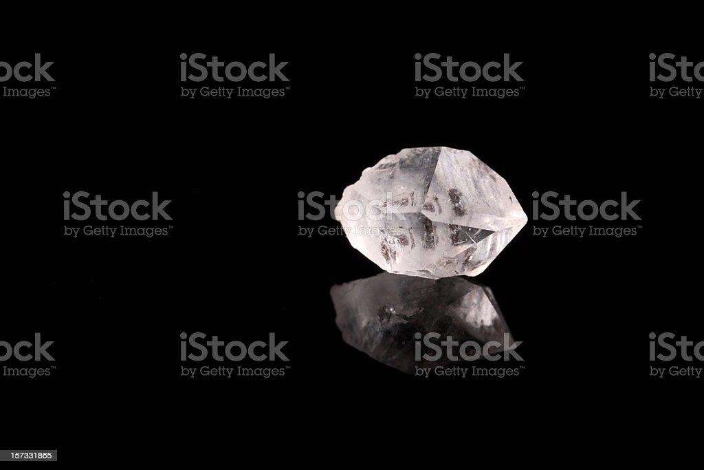 Rough Diamond royalty-free stock photo