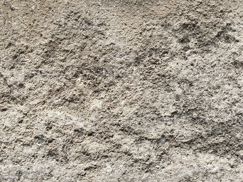 Rough Dust Stain Concrete Floor Royalty Free Stock Photo