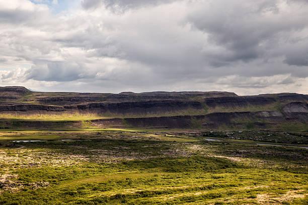 Raue Landschaft – Foto