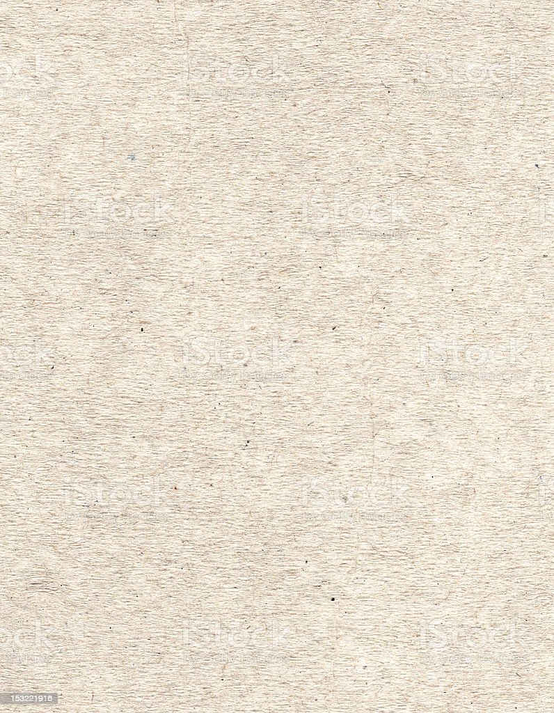Rough paper texture royalty-free stock photo