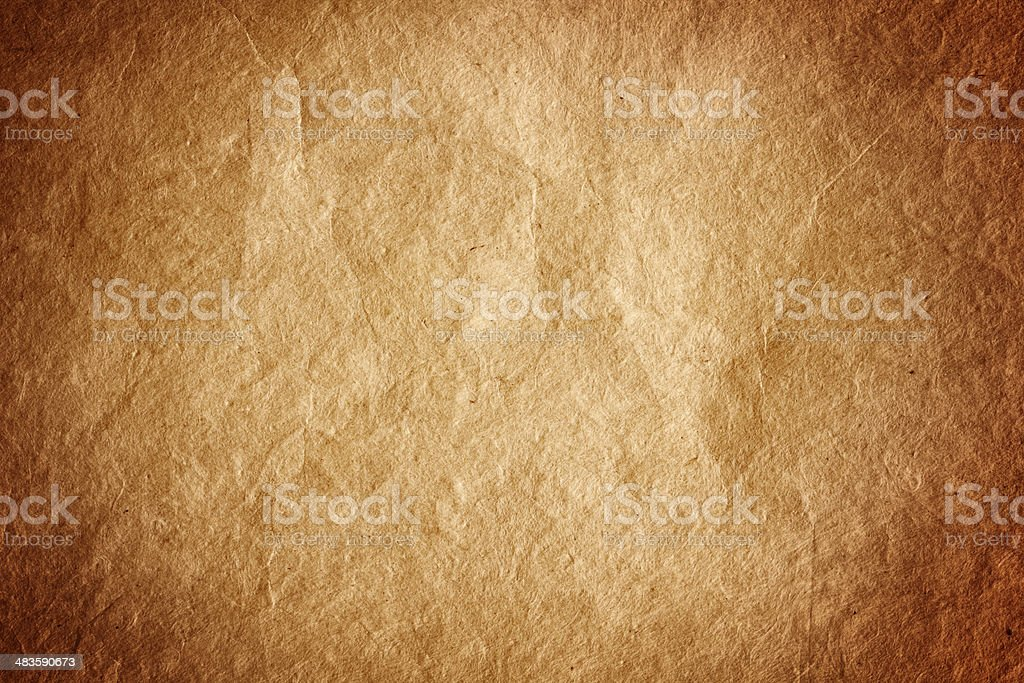 Rough paper texture stock photo