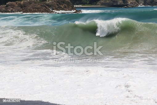 Rough Sea Stock Photo & More Pictures of Accidents and Disasters