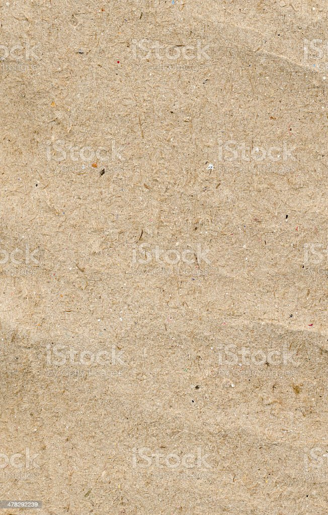 rough straw packaging board stock photo