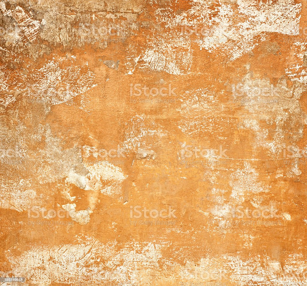 Rough Terracotta Surface stock photo
