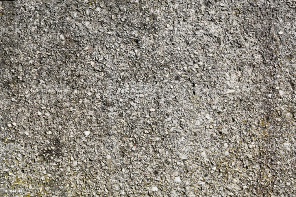 rough texture of a old gray wall. stock photo