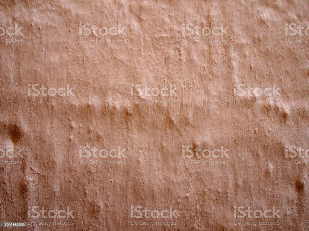 Peinture Couleur Terre Cuite photo libre de droit de rough en terre cuite inégale couleur