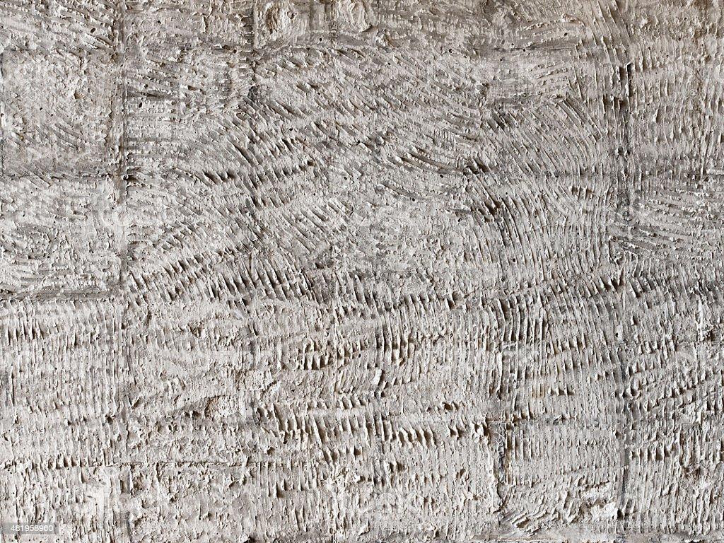 Violento textura de la pared. Patrón Irregular - foto de stock