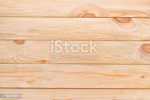 643874908 istock photo Rough wooden planks texture 1190233813