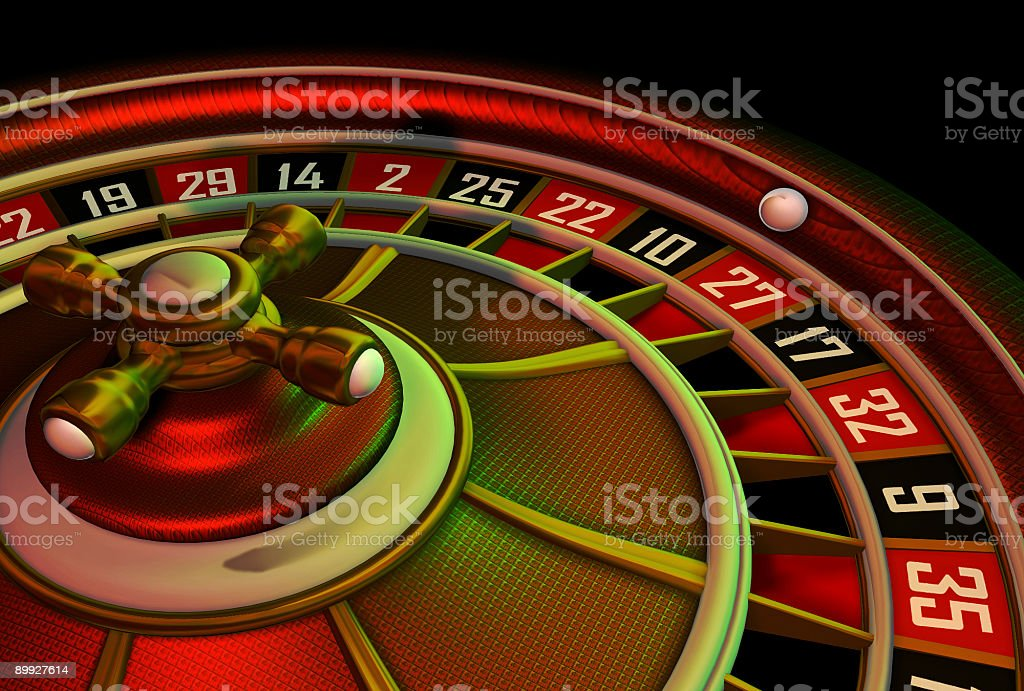 Roulette Casino, Wheel, Leisure Game royalty-free stock photo