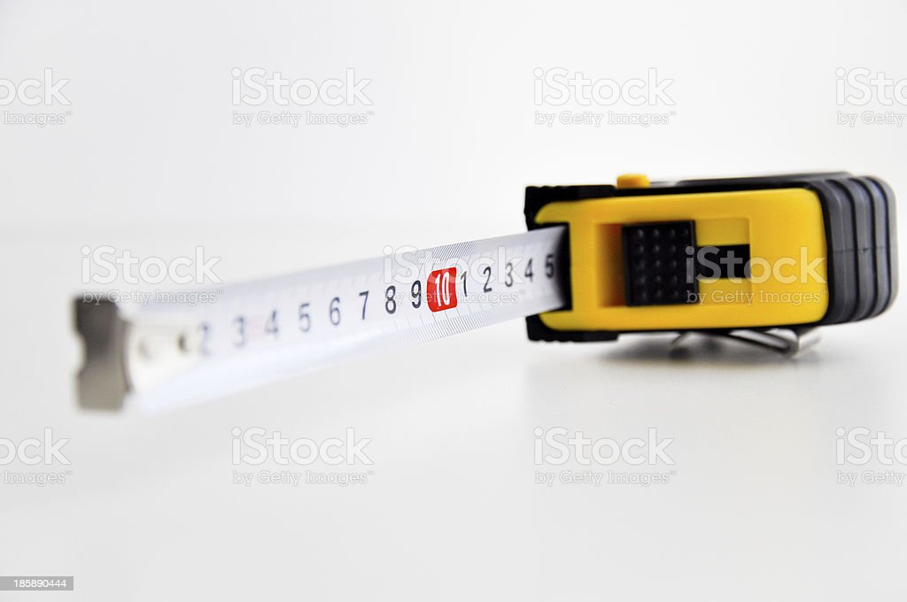 roulette meter royalty-free stock photo