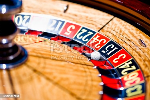 istock Roulette Table 185291563