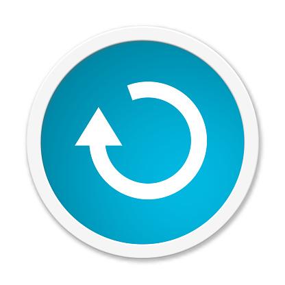 istock Round Button showing update 483259006