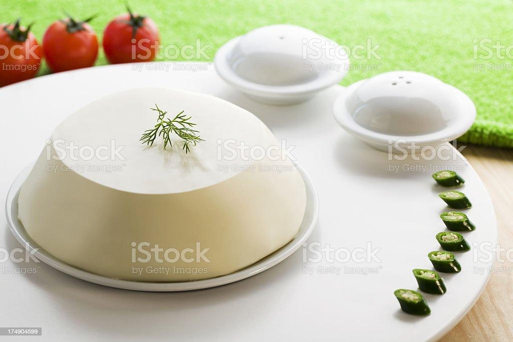 round cheese royalty-free stock photo