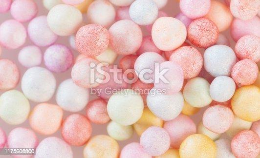 945748362istockphoto Round foam beads. 1175608800