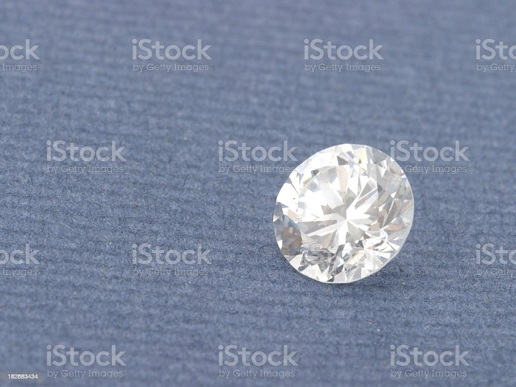 Round Loose Diamond Stock Photo More Pictures Of Beauty Istock