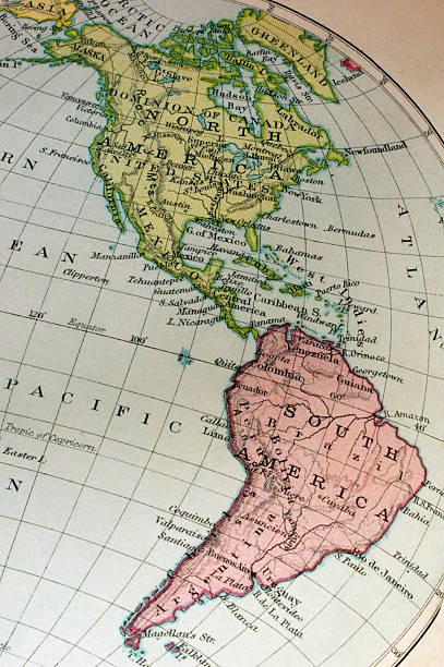 The und Südamerika – Foto