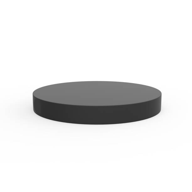 round podium - construction platform stock pictures, royalty-free photos & images