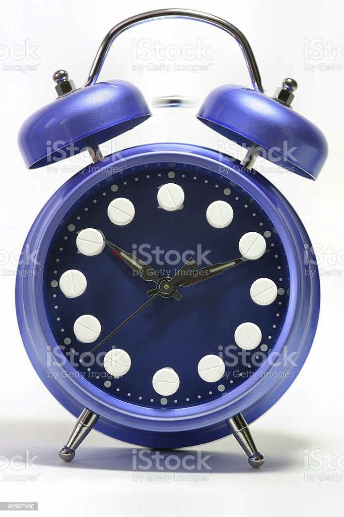 'Round the Clock Relief royalty-free stock photo