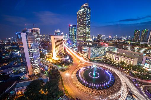 Selamat Datang Monument (Selamat Datang is Indonesian for