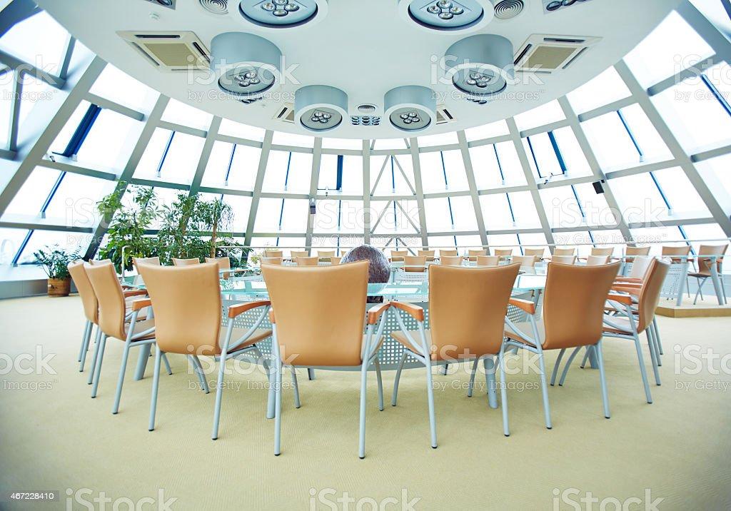 Roundtable stock photo