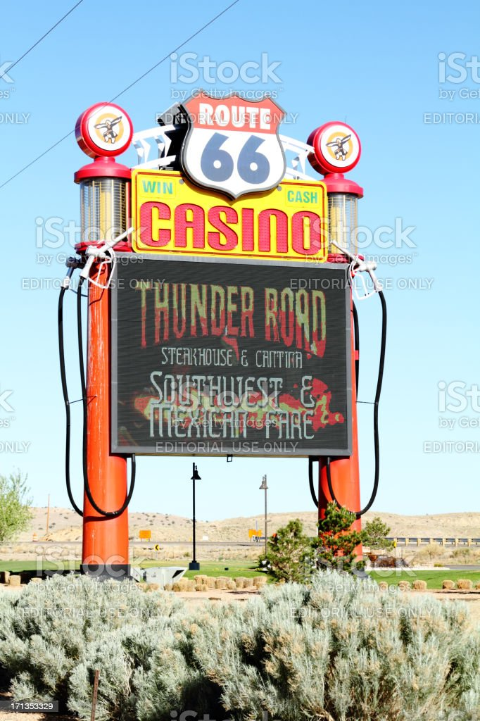Route 66 Casino Stock Photo Download Image Now Istock