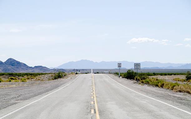 Route 66: Desolate Landscape foto