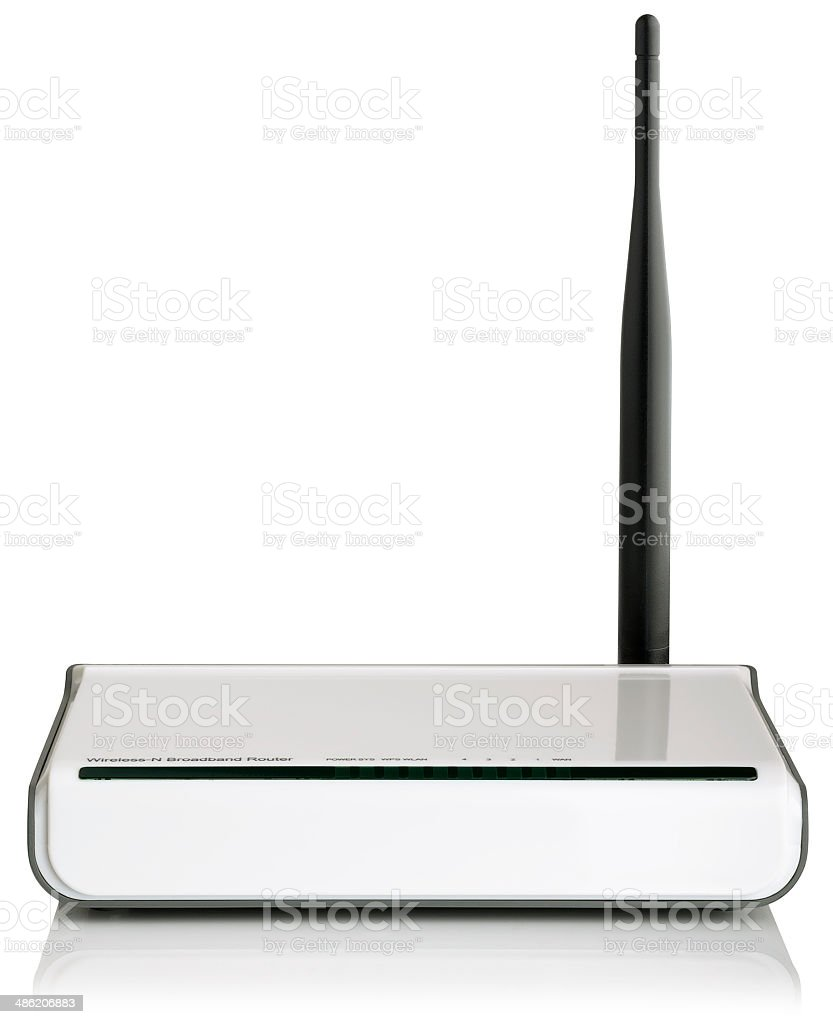 router stock photo