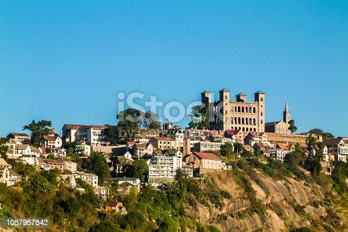istock Rova of Antananarivo 1057957842