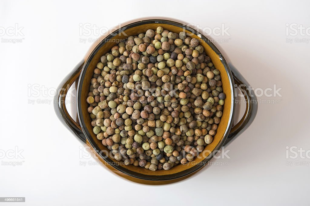 Roveja legume seeds royalty-free stock photo