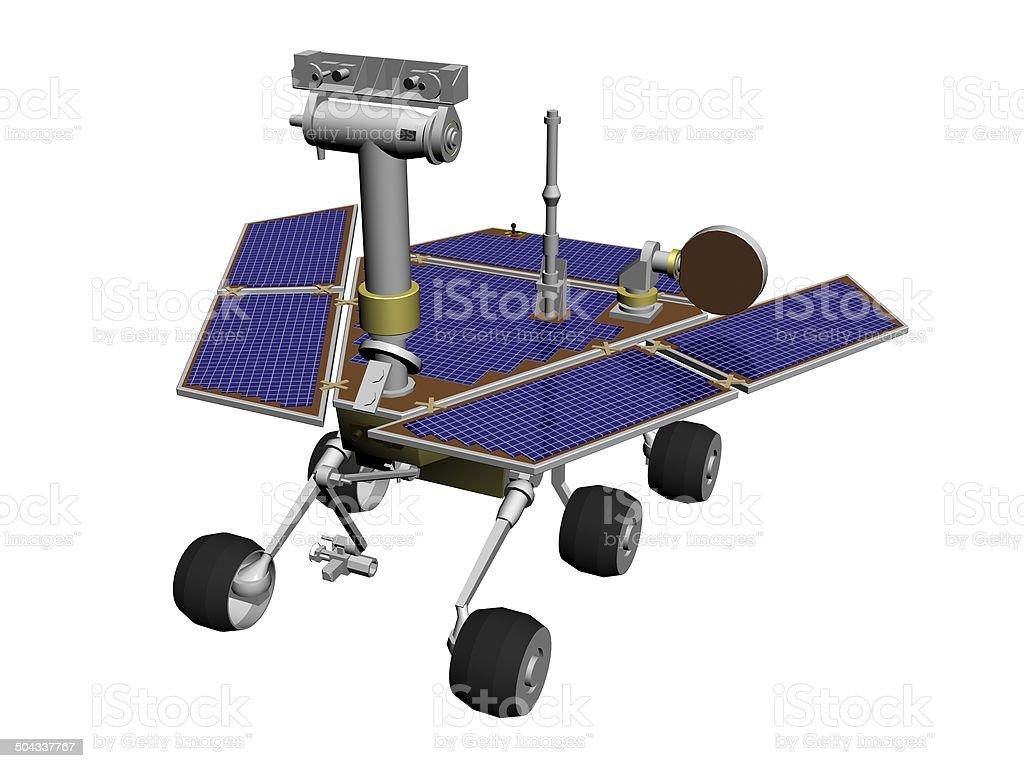 (Mars) Rover stock photo