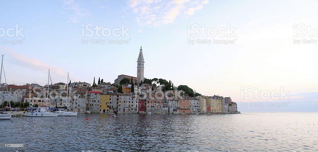 Rovinj, Croatia royalty-free stock photo