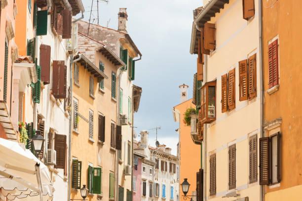 Rovinj, Istrien, Kroatien - Lebendige Geschichte in den Straßen von Rovinj – Foto