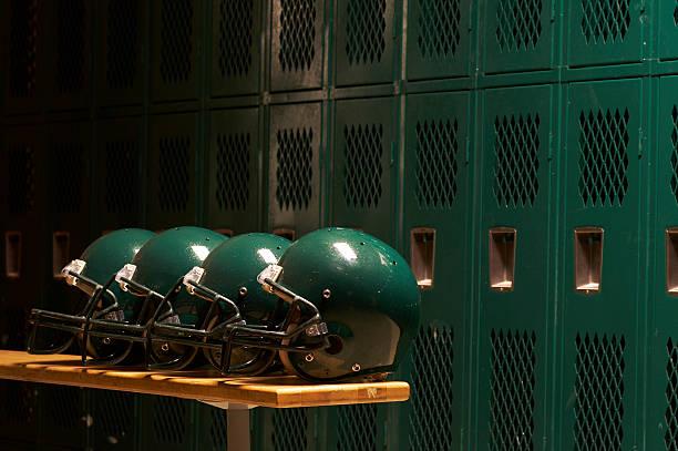 Reihe von Helme – Foto