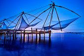 The beautiful views from Kerala backwaters