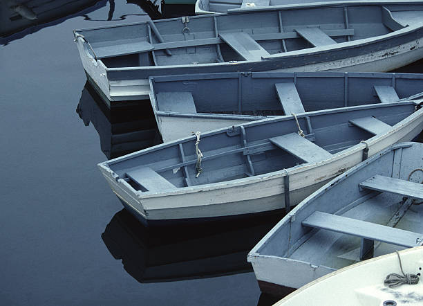 Rowboats, New England