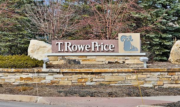 T. Rowe Price stock photo