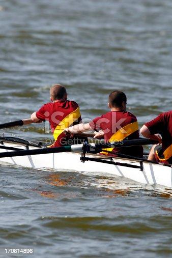 542823854 istock photo Rowing Team 170614896