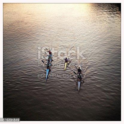 542823854 istock photo Rowing Team 516394849